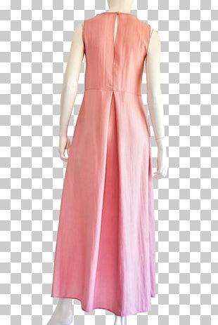 Cocktail Dress Party Dress Gown Satin PNG