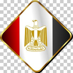 Flag Of Egypt Coat Of Arms Of Egypt Eagle Of Saladin PNG