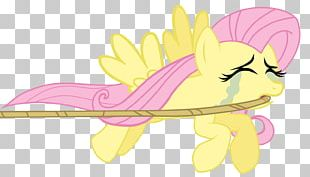 Fluttershy Rainbow Dash Rarity PNG