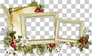 Frames Christmas Ornament Photography Christmas Day PNG