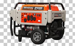 Generac Power Systems Electric Generator Generac XP8000 Engine-generator Standby Generator PNG