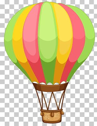 Hot Air Balloon PNG