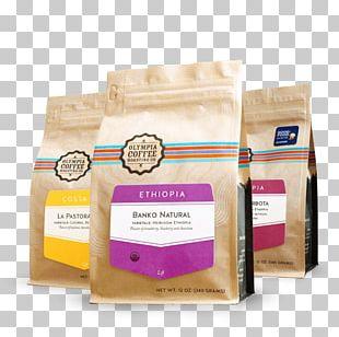 Olympia Coffee Roasting Company Ethiopia Flavor PNG