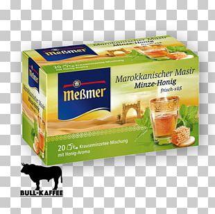 Tea Bag Meßmer Mate Coffee PNG