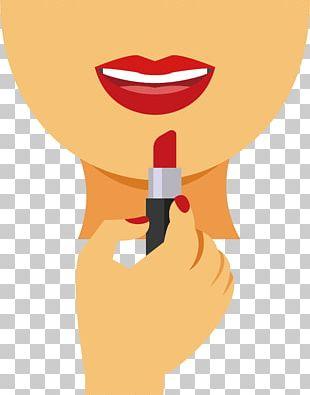 Lip Balm Lipstick Cosmetics Make-up Artist PNG