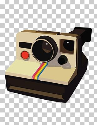 Polaroid SX-70 Instant Camera Polaroid Corporation PNG