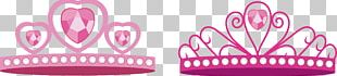 Princess Crown Drawing PNG