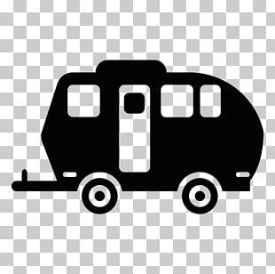 Caravan Graphics Campervans Trailer PNG