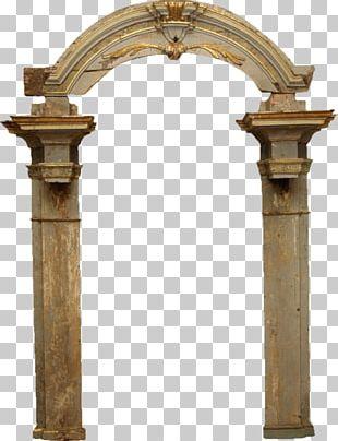Column Window Arch Door PNG