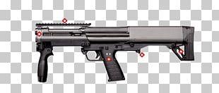 Trigger Gun Barrel Kel-Tec KSG Shotgun PNG
