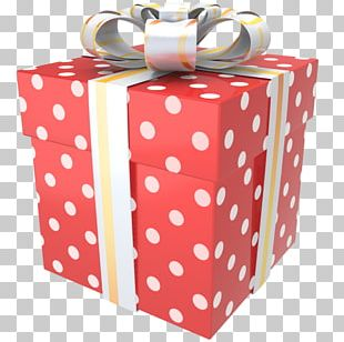 Gift Box Birthday Party Christmas PNG