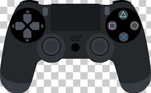 PlayStation 4 Xbox 360 Game Controllers Video Game Consoles PNG
