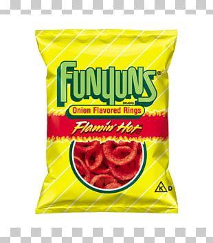 Onion Ring French Fries Buffalo Wing Funyuns Cheetos PNG