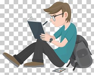 Reading Writing Test Book PNG