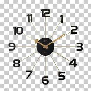 Alarm Clocks 掛時計 24-hour Clock Movement PNG