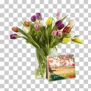 Floral Design Blumenversand Cut Flowers Flower Bouquet Tulip PNG