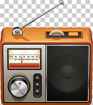 Golden Age Of Radio Antique Radio PNG