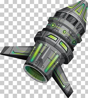Spacecraft Rocket Illustration PNG