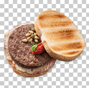 Patty Buffalo Burger Breakfast Sandwich Fast Food Hamburger PNG