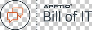 Apptio Logo Organization Financial Management For IT Services Trademark PNG