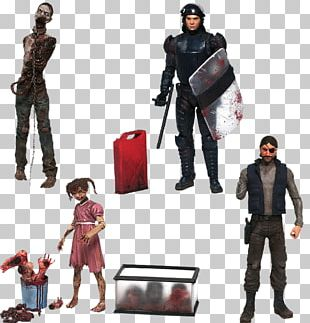 The Governor Glenn Rhee Michonne Action & Toy Figures The Walking Dead PNG