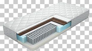 Mattress Spring Pillow Latex Foam Rubber PNG