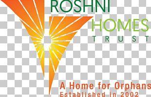 Roshni Homes Orphanage House GIFT University Logo PNG