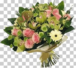 Flower Bouquet Gift Birthday Flower Delivery PNG