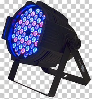 LED Stage Lighting Light-emitting Diode Parabolic Aluminized Reflector Light LED Lamp PNG