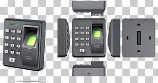 Telephone Computer Keyboard Access Control Zkteco Biometrics PNG