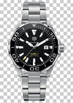 TAG Heuer Aquaracer Calibre 5 Automatic Watch TAG Heuer Aquaracer Caliber 5 PNG