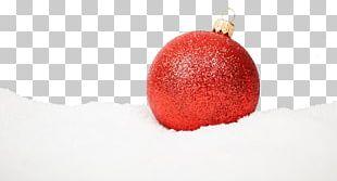 Christmas Ornament Fruit PNG