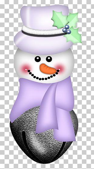 Snowman Carrot Cartoon PNG
