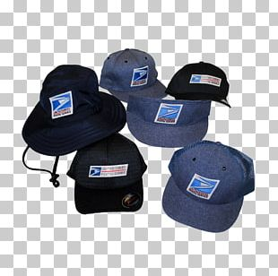 Baseball Cap United States Postal Service Uniform Mail PNG