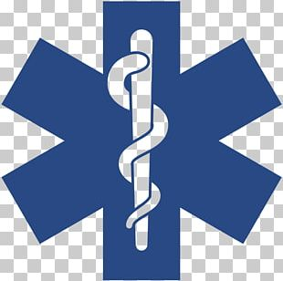 Star Of Life Emergency Medical Services Emergency Medical Technician Paramedic PNG