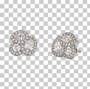 Earring Jewellery Jeweler Diamond Bracelet PNG