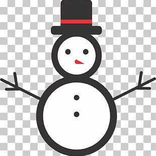 Christmas Decoration Snowman Santa Claus PNG