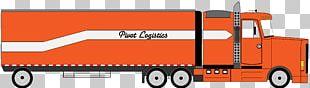 Commercial Vehicle Car Semi-trailer Truck Freightliner Trucks PNG