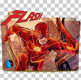 Flash Superman Hunter Zolomon Comic Book Superhero PNG