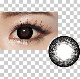 Contact Lenses Circle Contact Lens Eye Grey PNG