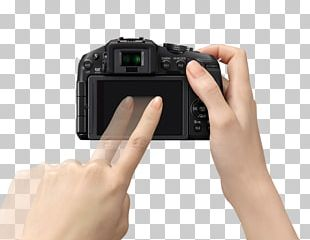 Mirrorless Interchangeable-lens Camera Panasonic Lumix DMC-G1 Panasonic Lumix DMC-GH4 Camera Lens PNG