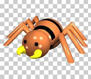Spider 3D Computer Graphics PNG