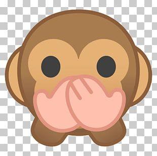 Computer Icons Three Wise Monkeys Emoji PNG