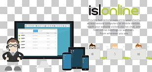 ISL Online Remote Desktop Software Remote Support Computer Software PNG