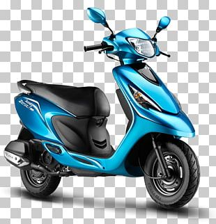 Scooter TVS Scooty TVS Motor Company Motorcycle Car PNG
