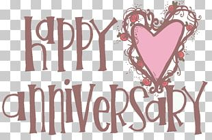 Wedding Anniversary Gift Happiness PNG