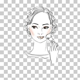 Make-up Drawing PNG