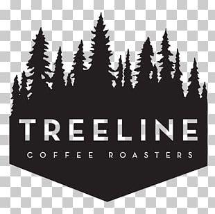 Logo Tree Line Pine PNG