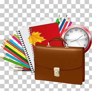 Pen & Pencil Cases School PNG