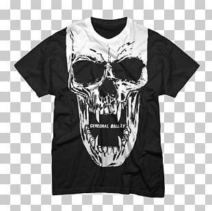T-shirt Skull A Farewell To Kings Clothing PNG